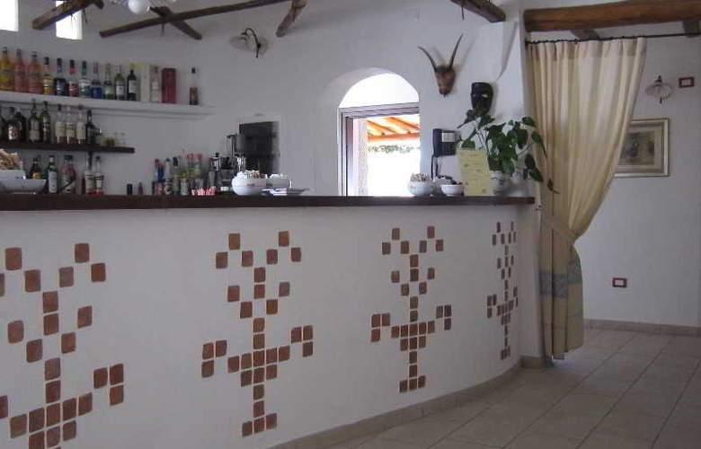 Nuraghe Arvu - Bar - 14