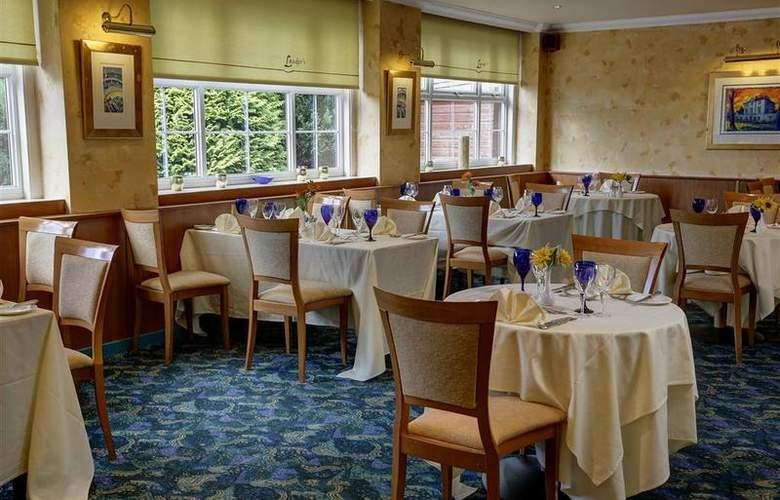 Best Western Strathaven Hotel - Restaurant - 63