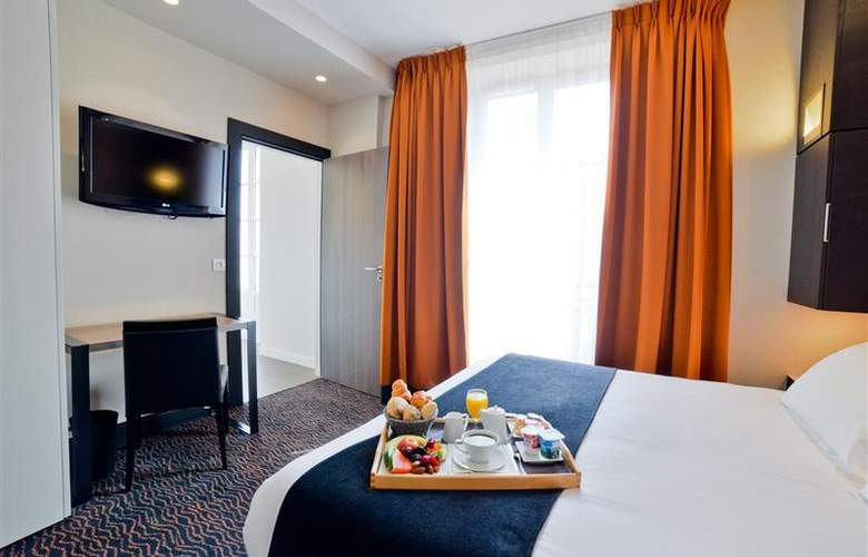 Mercure Bayonne Centre Le Grand Hotel - Room - 29