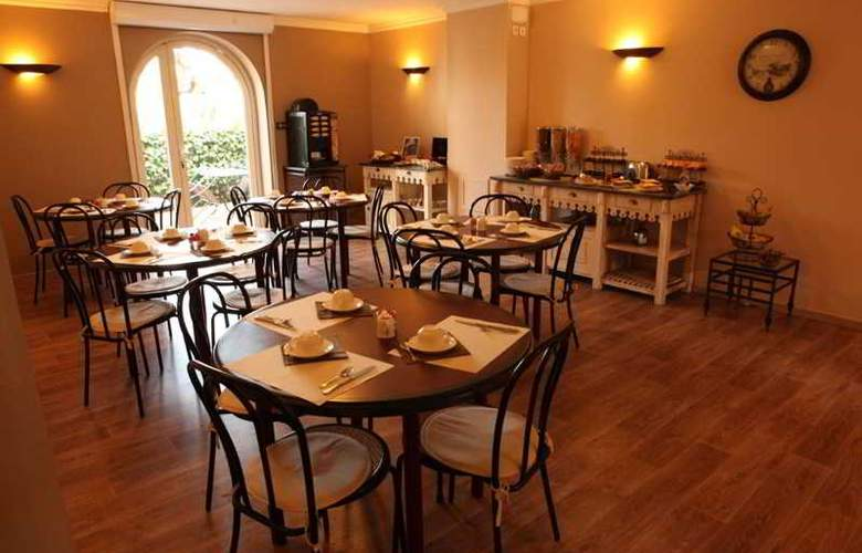 Ulysse Montpellier Centre - Restaurant - 2