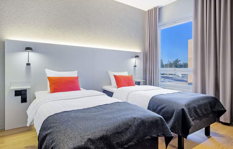 Scandic Helsinki Aviapolis - Room - 5