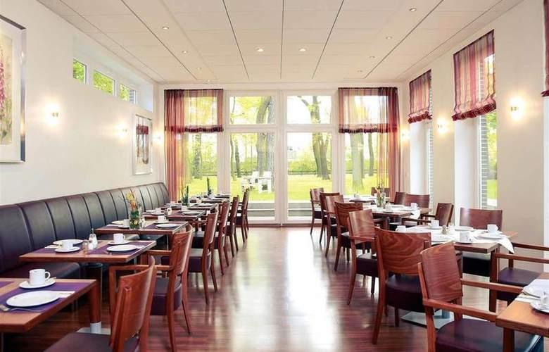 Mercure Am Entenfang Hannover - Restaurant - 61