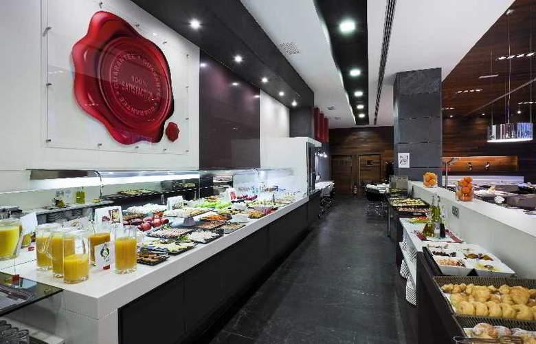 Ilunion Atrium - Restaurant - 36