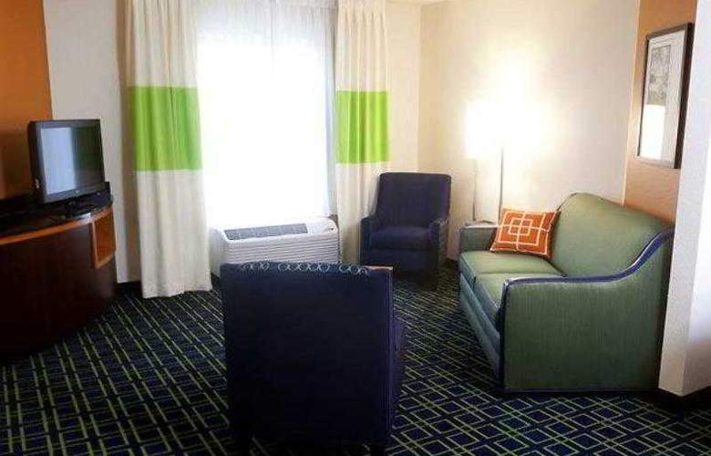 Fairfield Inn suites Paducah - Hotel - 8