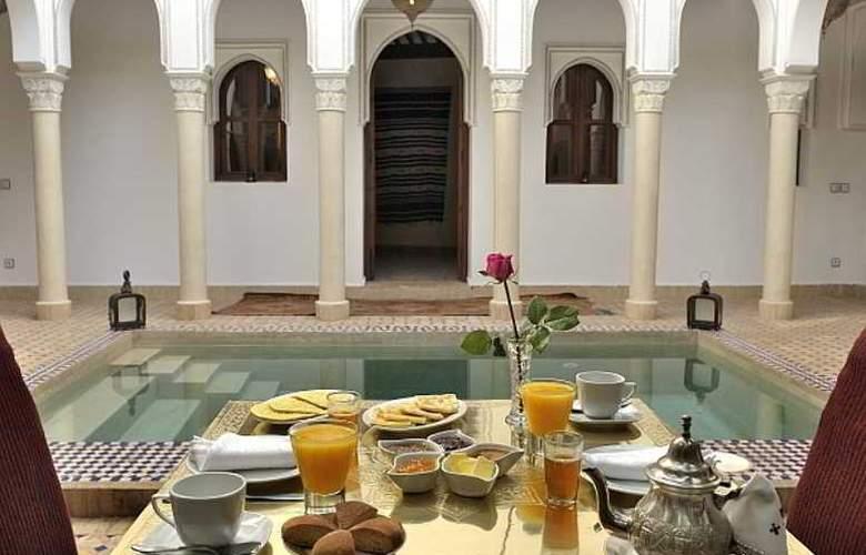 Riad Le Jardin D´abdou - Restaurant - 5