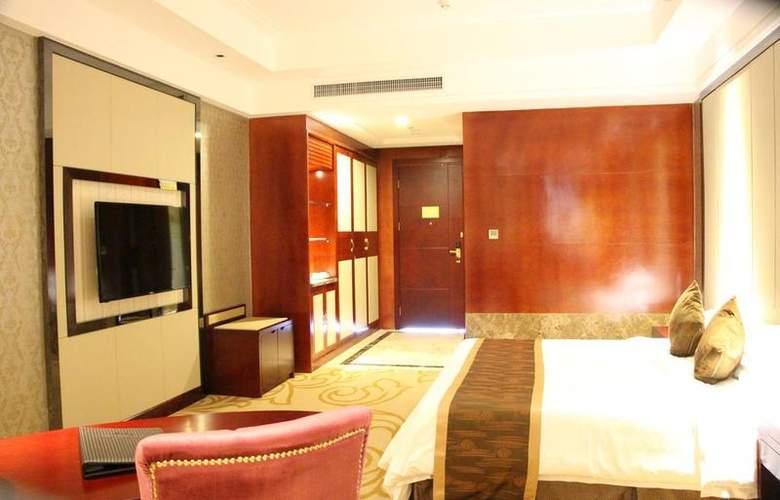 Maputo Afecc Gloria hotel - Room - 15