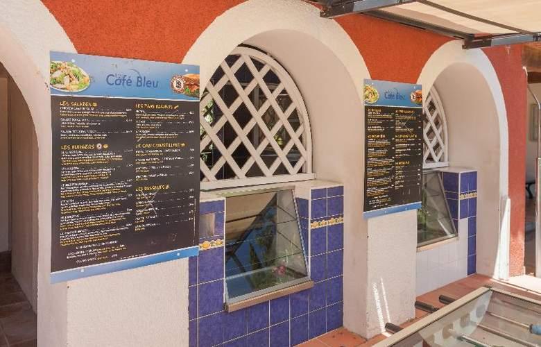 Pierre et Vacances Village Club Les Restanques du Golfe de Saint-Tropez - Restaurant - 28