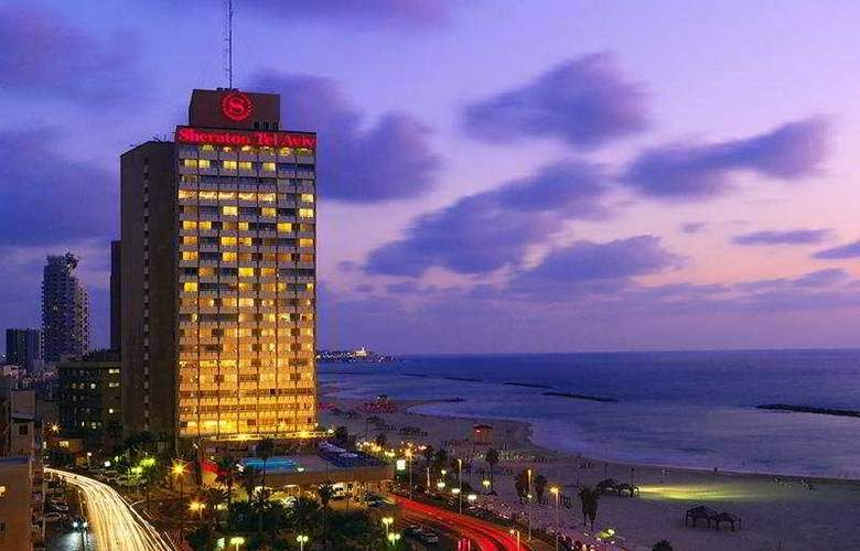 Sheraton Tel Aviv Hotel Towers - General - 1