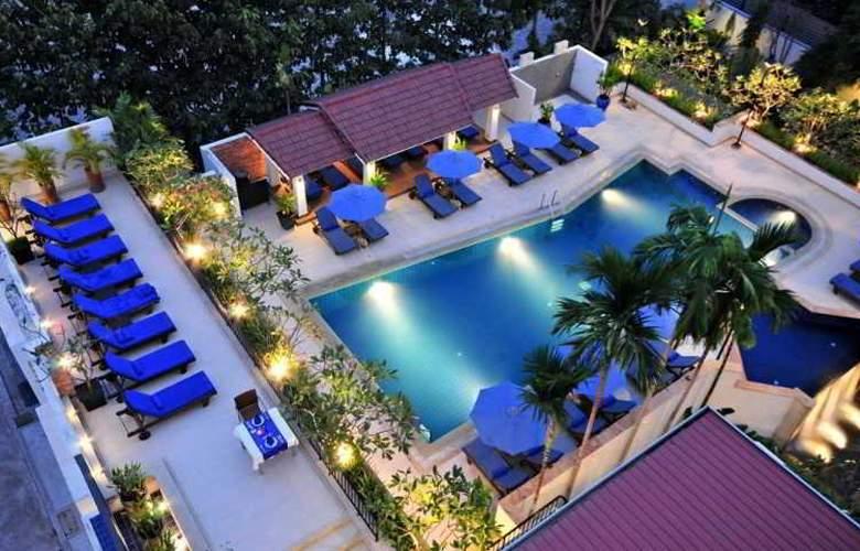 Tara Angkor - Pool - 19