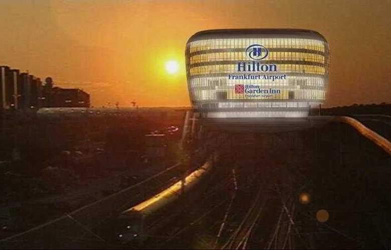 Hilton Frankfurt Airport - Hotel - 0