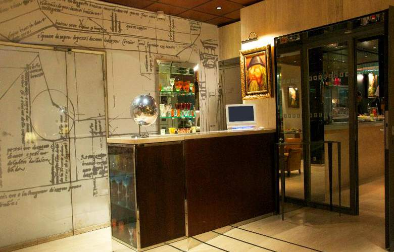 Intercontinental Paris - Avenue Marceau - Bar - 6