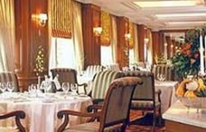 Njv Athens Plaza - Restaurant - 3