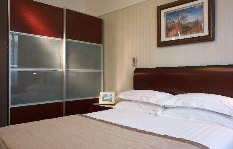 New harbour Service Apartments - Room - 4