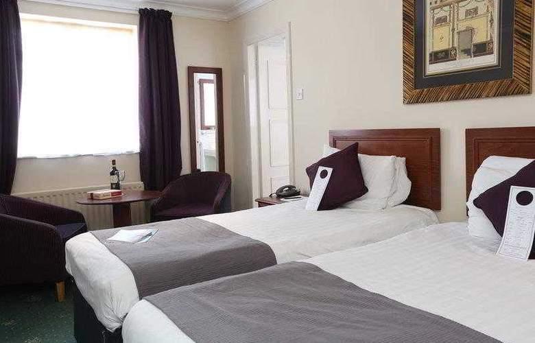 Best Western Barons Court Hotel - Hotel - 27