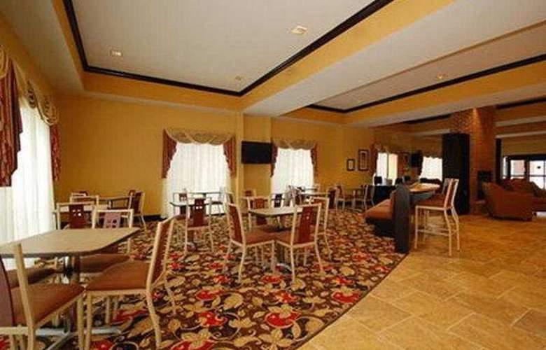 Comfort Suites Chris Perry Lane - Restaurant - 9