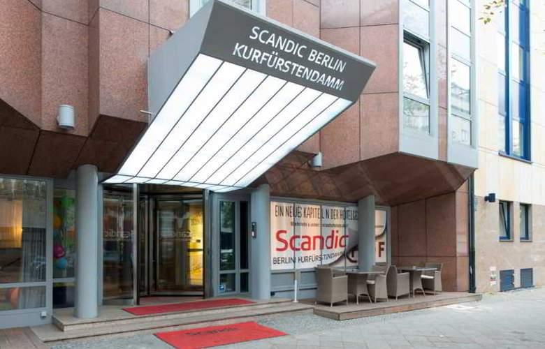 Scandic Berlin Kurfürstendamm - Hotel - 3