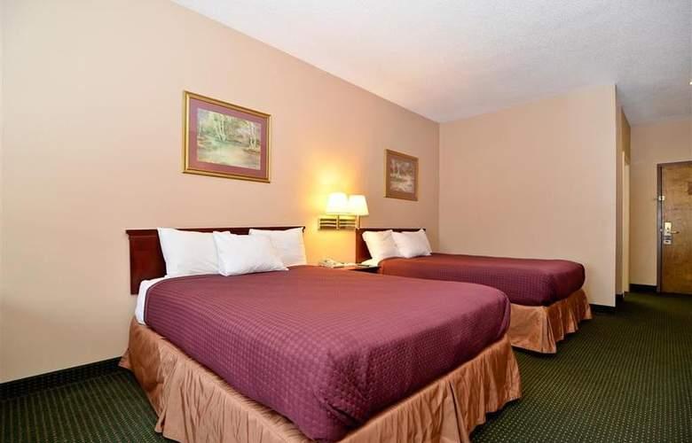 Best Western Woodstone - Room - 57