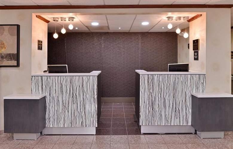 Best Western Plus Richmond Airport Hotel - General - 89