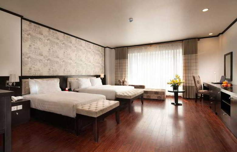 Boss Legend Hotel - Room - 4
