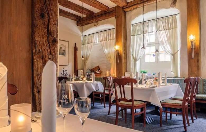 Mercure Erfurt Altstadt - Restaurant - 85