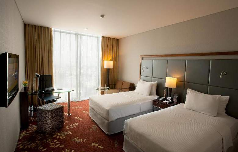 Grand Swiss-Belhotel Medan - Room - 10
