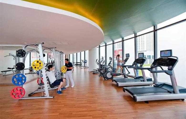 Novotel Bangkok Platinum - Hotel - 10