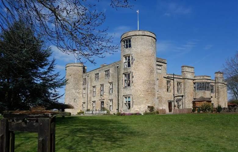 Best Western Walworth Castle Hotel - Hotel - 57