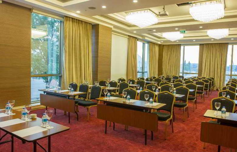 Azak Hotel Topkapi - Conference - 4