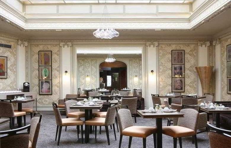 Best Western Hôtel Littéraire Premier Le Swann - Hotel - 43