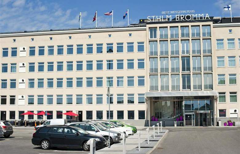 Best Western Plus Sthlm Bromma - Hotel - 42