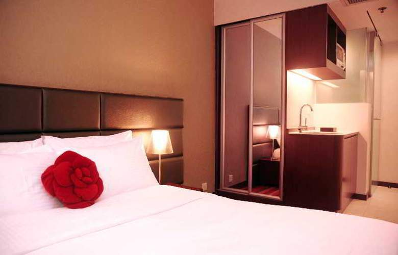Travelodge Central, Hollywood Road - Room - 11