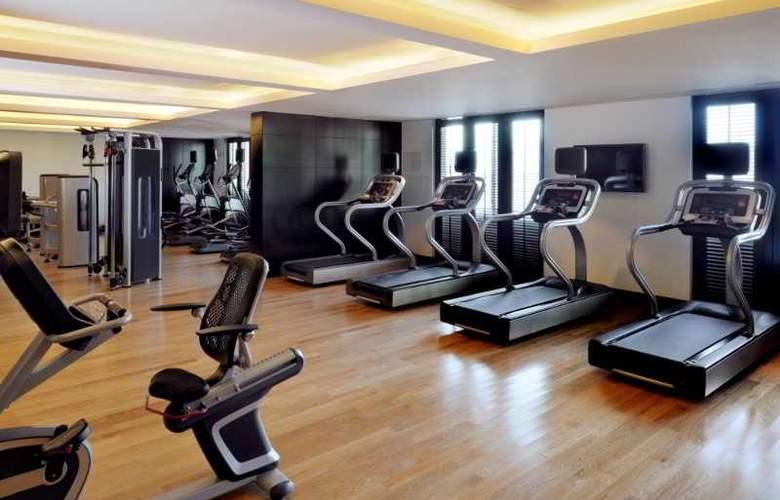 Dubai Marriott Hotel Al Jaddaf - Sport - 4