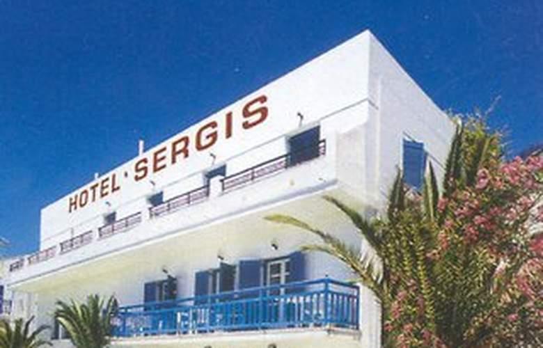 Sergis - Hotel - 0