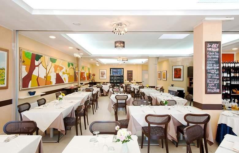 Best Western Blu Hotel Roma - Restaurant - 104