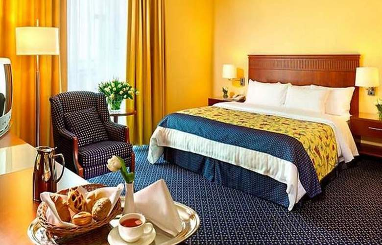 Courtyard By Marriott Warsaw Airport - Room - 19