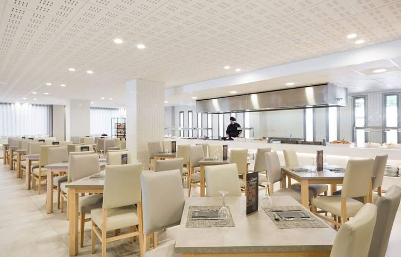 Best Negresco - Restaurant - 16