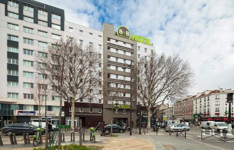 B&B Paris Porte de la Villette - Hotel - 0