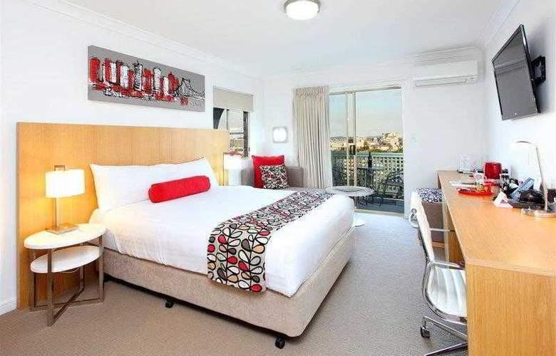Best Western The Gregory Terrace Brisbane - Hotel - 10
