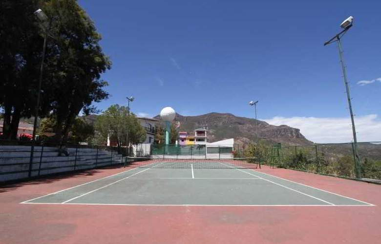 Montetaxco Resort & Country Club - Sport - 25