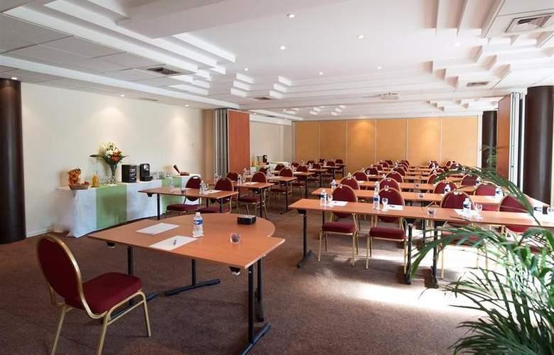 Best Western Marseille Bonneveine Prado - Conference - 25