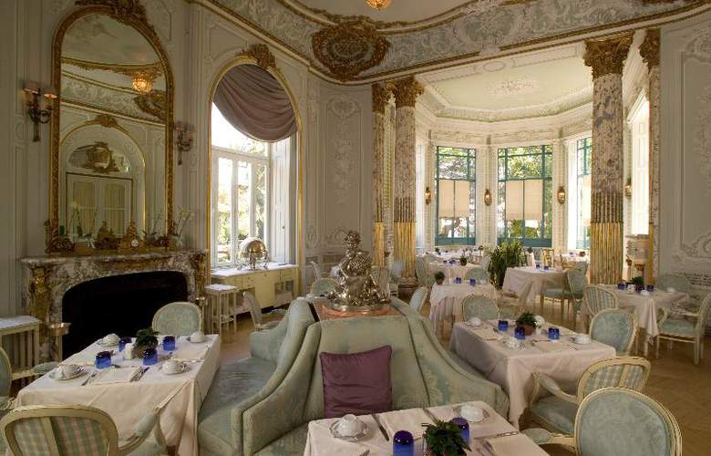 Pestana Palace Hotel and National Monument - Restaurant - 31