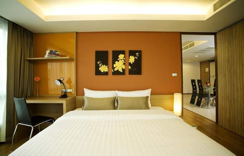 Golden Pearl Residences - Room - 9