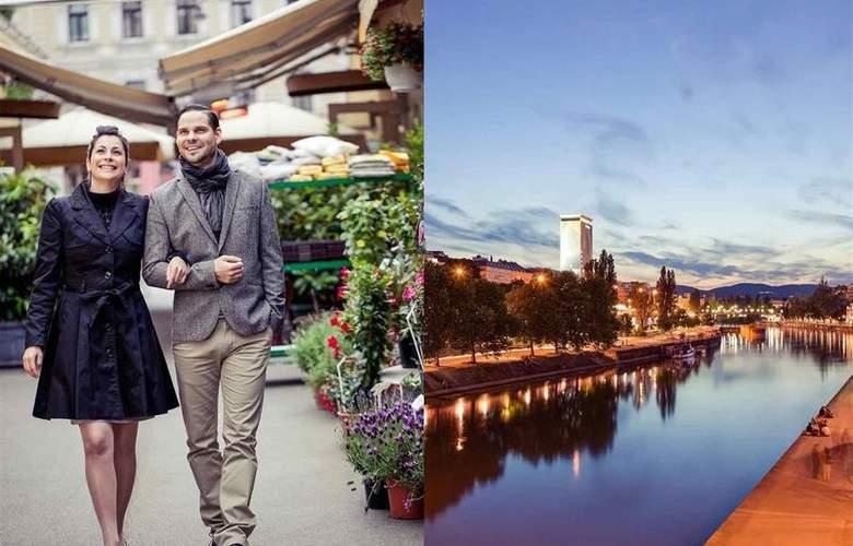 Mercure Wien City - Hotel - 56