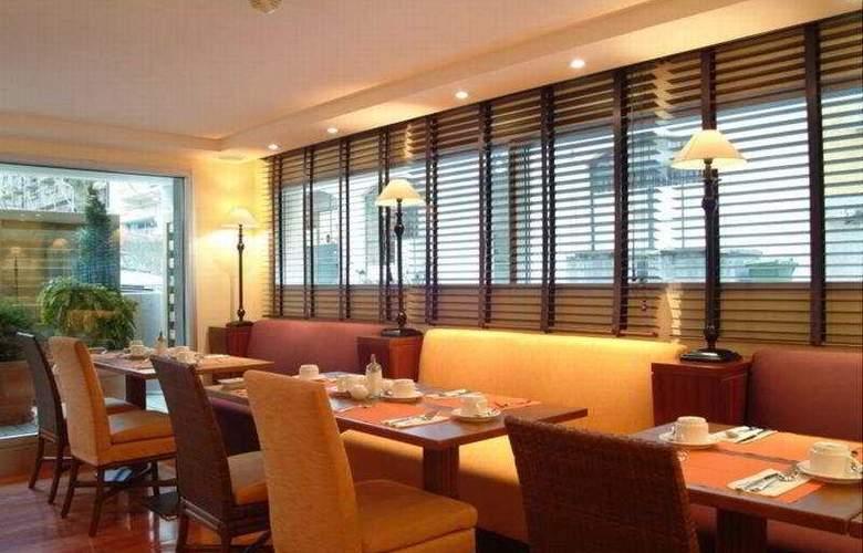 Kipling Manotel - Restaurant - 4