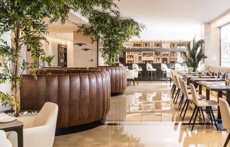 Ilunion Malaga - Restaurant - 5