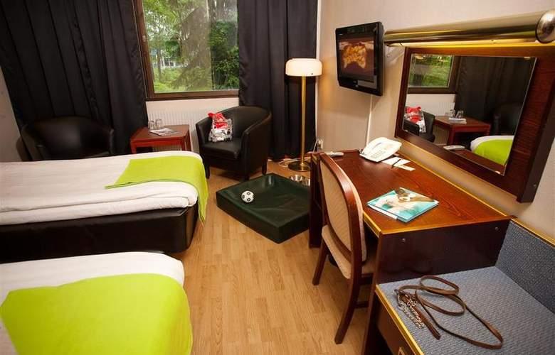 BEST WESTERN Hotell SoderH - Room - 27