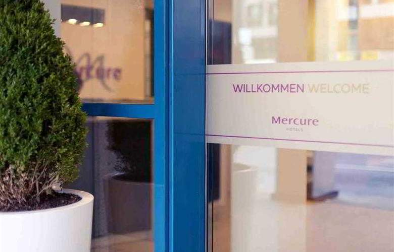 Mercure Frankfurt City Messe - Hotel - 0