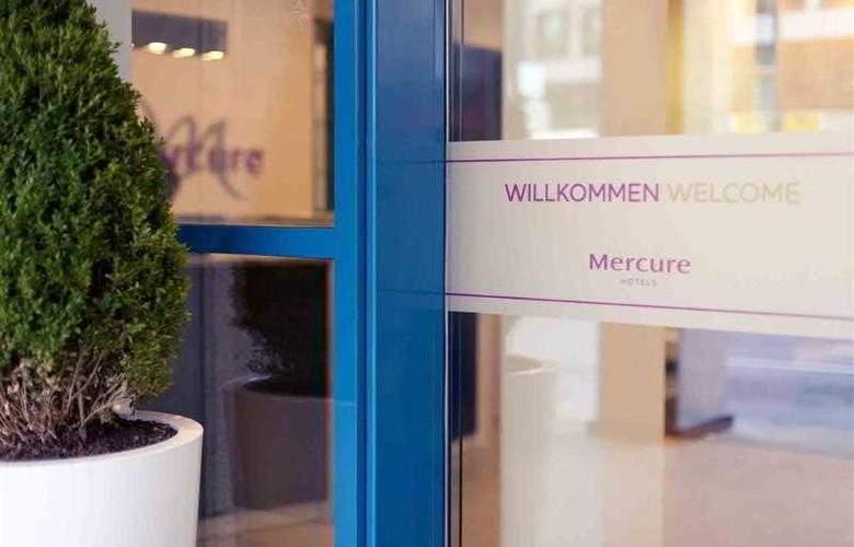 Mercure Hotel Frankfurt City Messe - Hotel - 0
