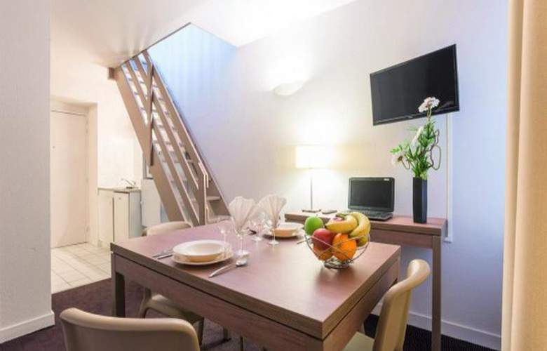 Appart City Marseille Euromed - Room - 11