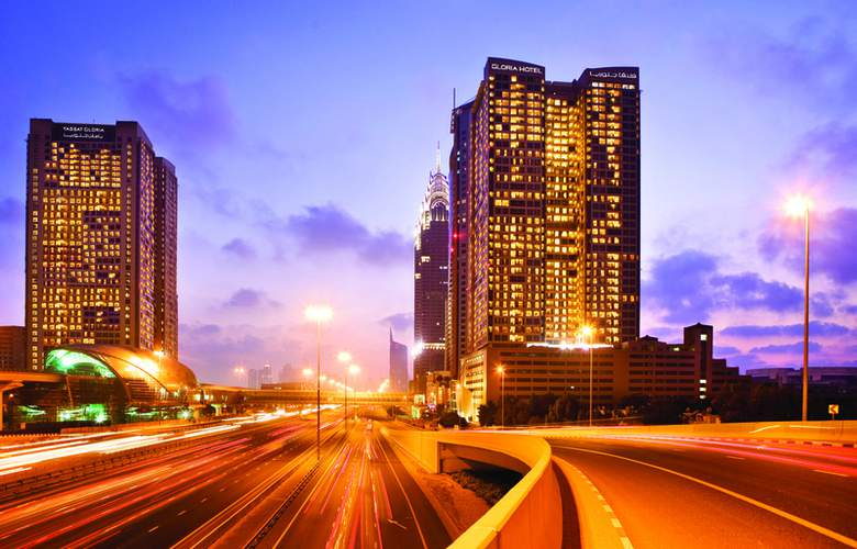 Two Seasons Hotel & Apartments Dubai - Hotel - 0